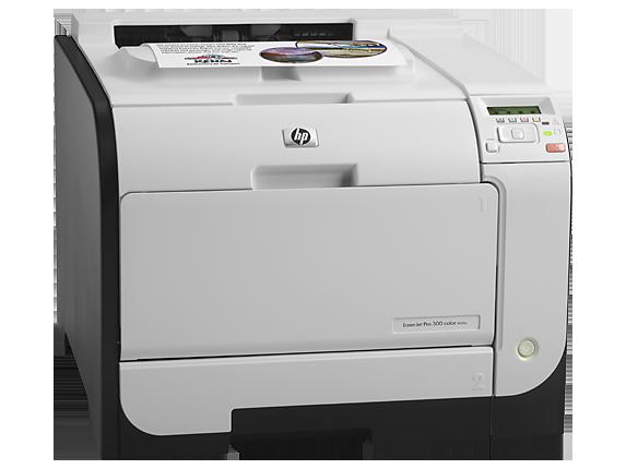 dd-print.pl HP LaserJet Pro 300 color M351a